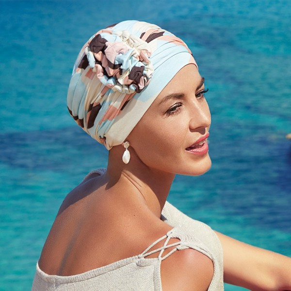 turban christine spring 2020 lotus